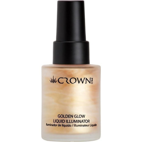 PFK165 Golden Glow Liquid Illuminator Crownbrush