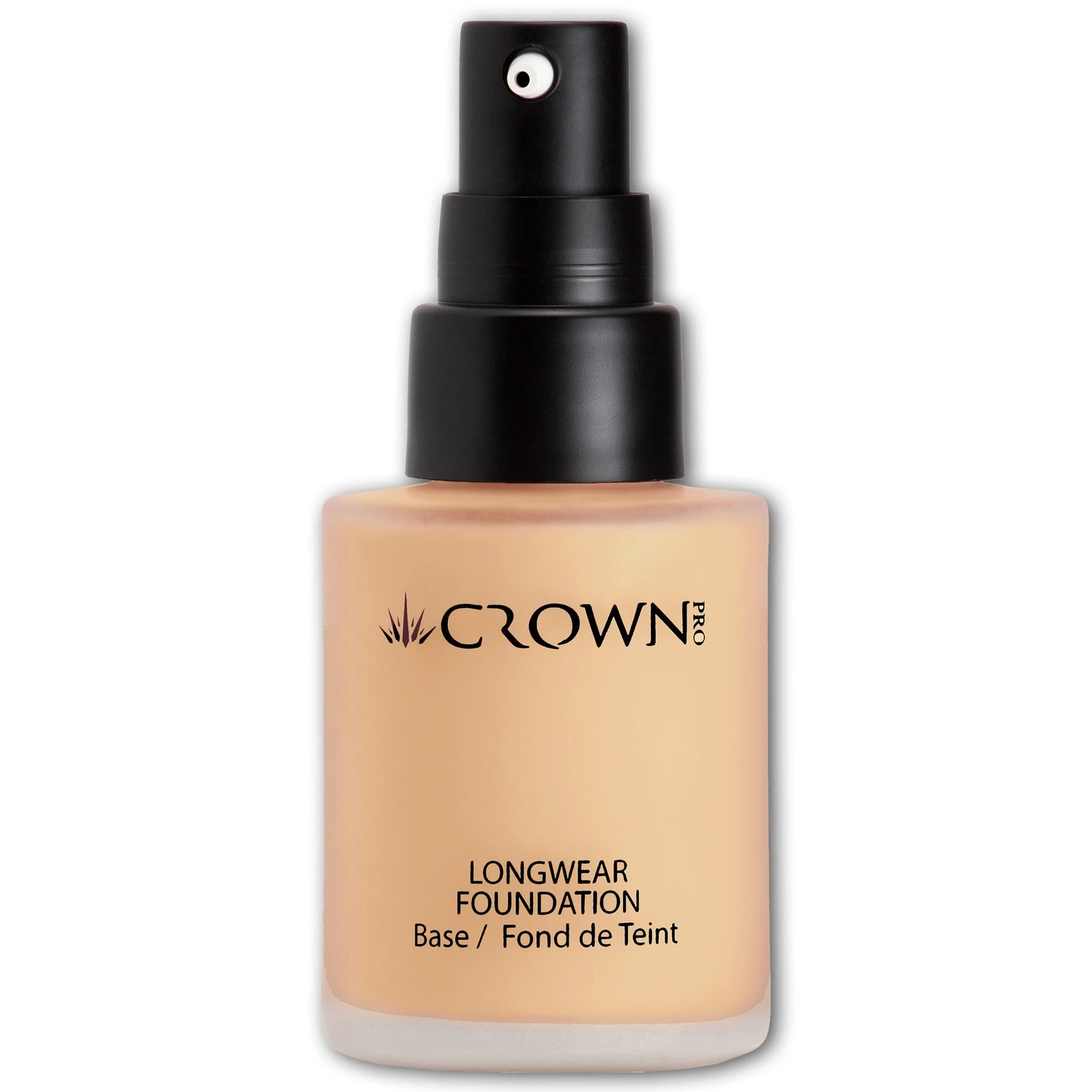 PFK3-9 Soft Sand Longwear Foundation - Crownbrush