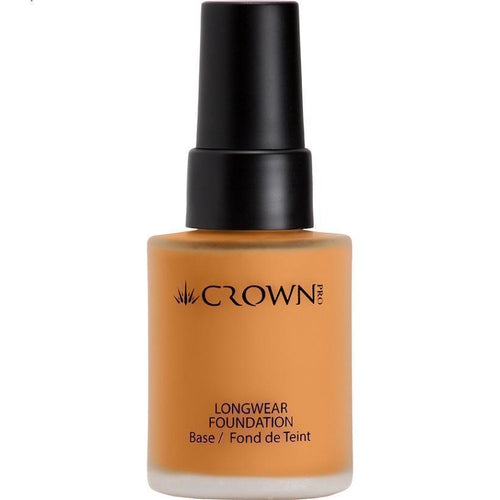 PFK31-4 Medium Beige Longwear Foundation - Crownbrush