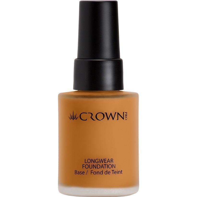 PFK34-5 Tan Longwear Foundation - Crownbrush