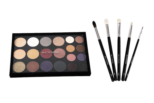 Eyeshadow Gift Set - Crownbrush