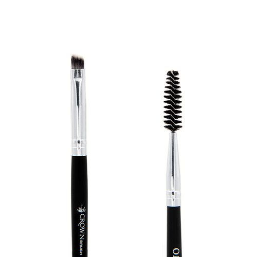 SS025 Syntho Brow Duo Brush Crownbrush