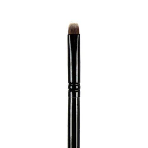 BK19 Mini Oval Taklon Lip Brush - Crownbrush