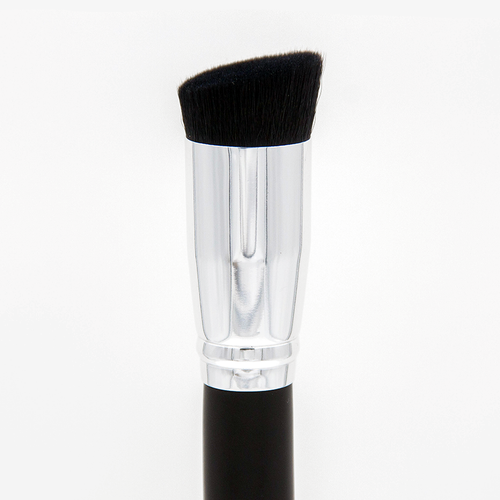 C505 Pro Angle Contour Buffer Brush | Crownbrush