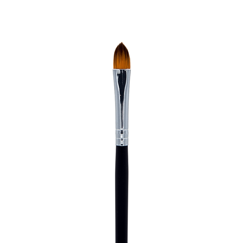 C467 Pointed Creme Eyeliner Brush Crownbrush