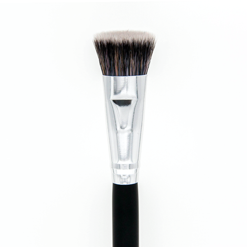 C523 Pro Mini Flat Contour Brush - Crownbrush