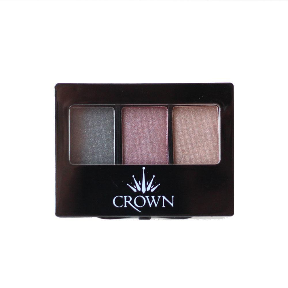 Phuket Eyeshadow Trio - Crownbrush