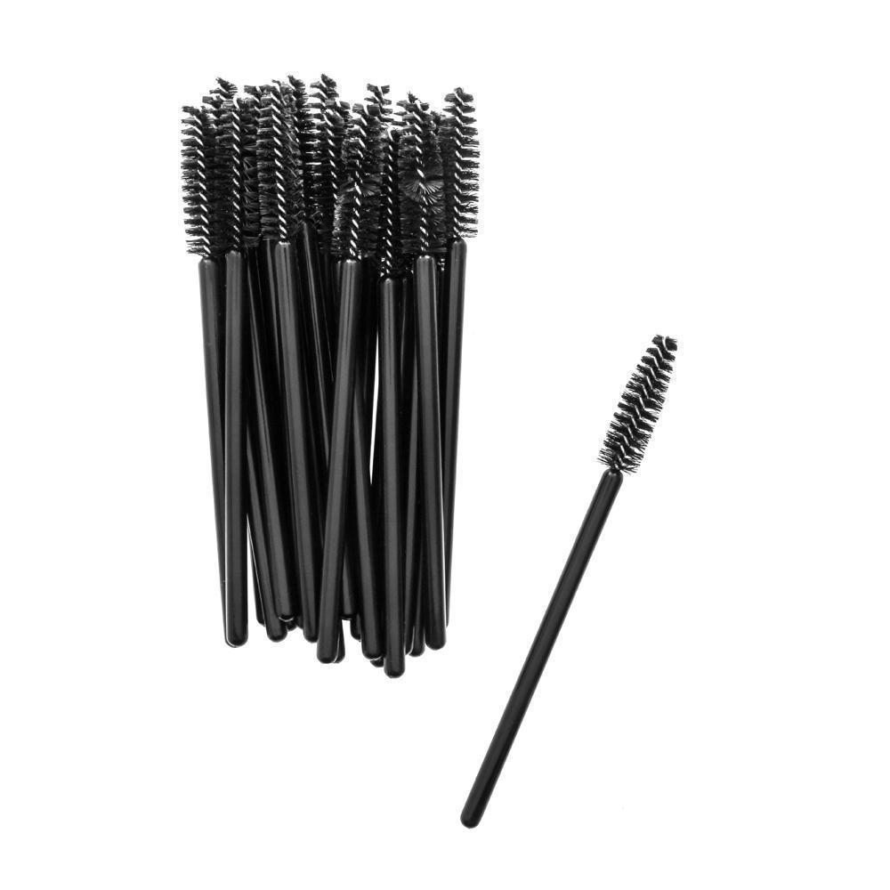 DS03 Disposable Mascara Spoolie Crownbrush