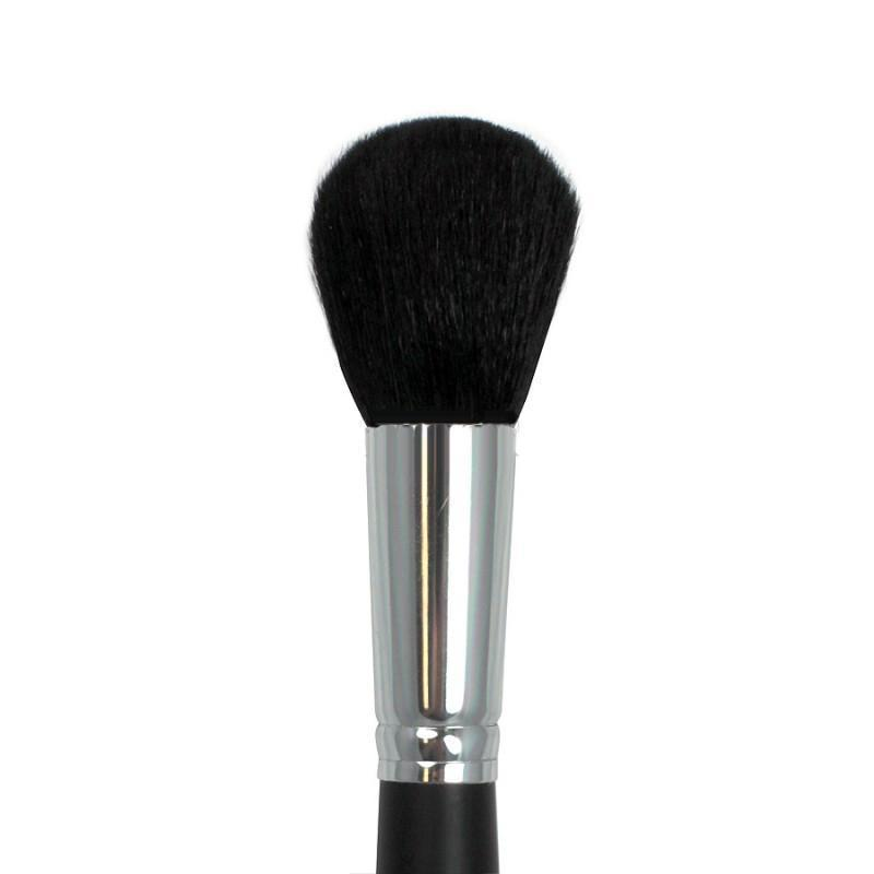 C107 Jumbo Powder Dome Brush Crownbrush