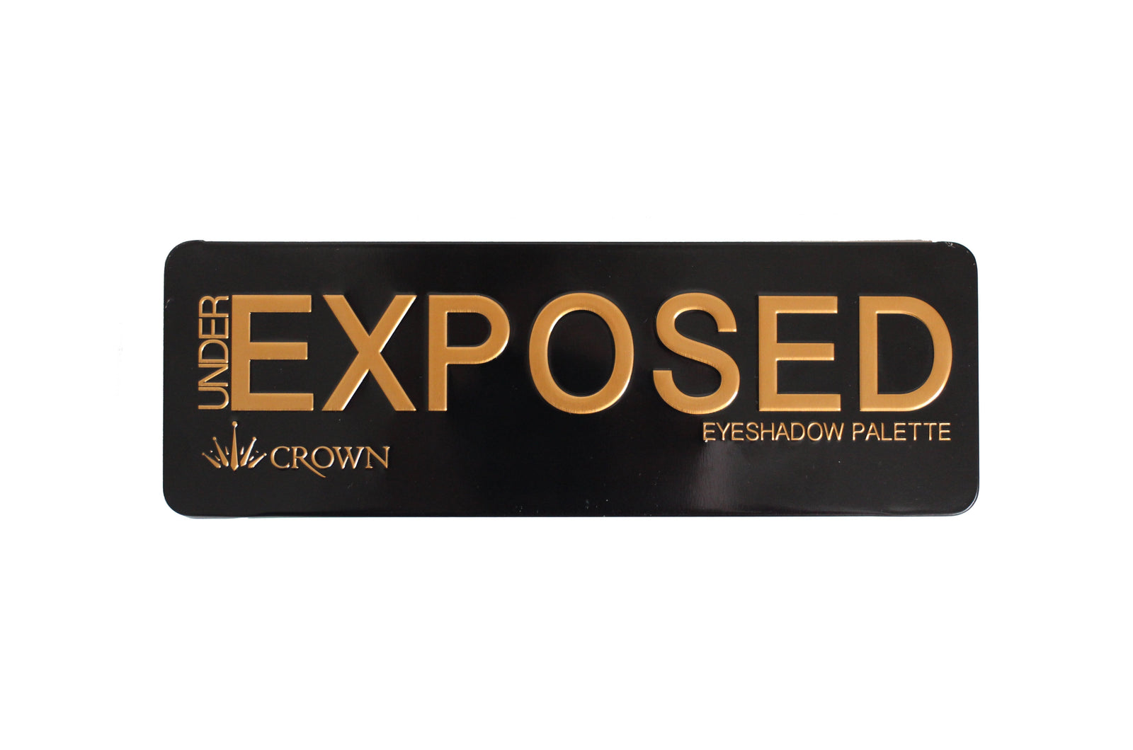 Under Exposed Eyeshadow Palette Crownbrush