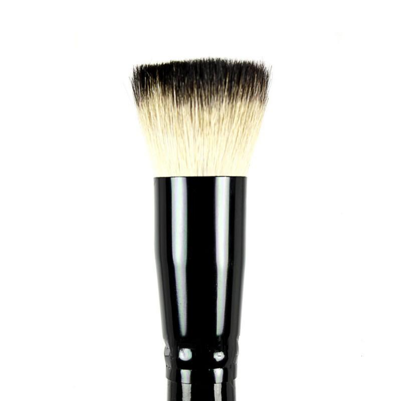 BK27 Flat Bronzer Brush - Crownbrush