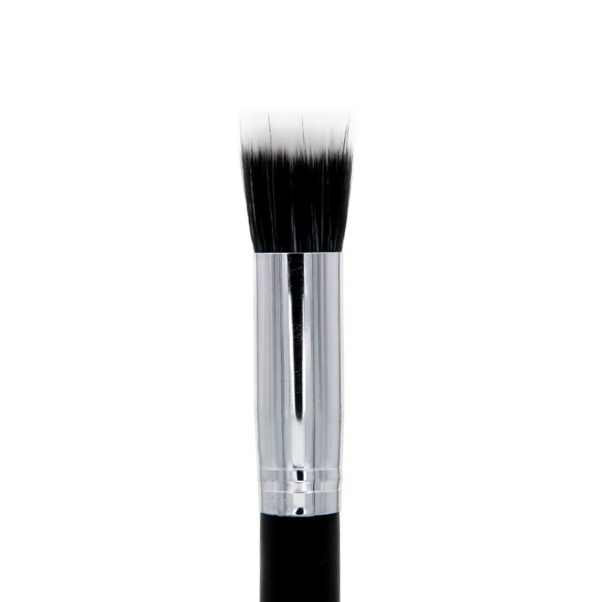C436 Mini Duo Fibre Blender Brush - Crownbrush