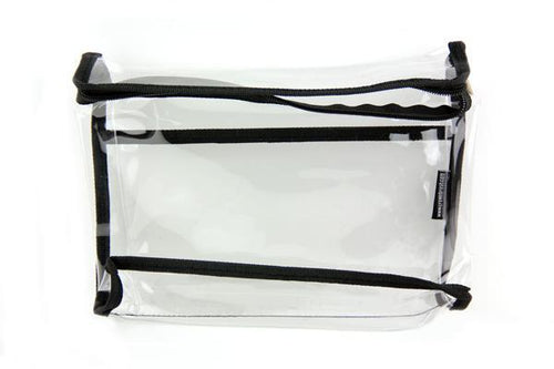 CC2 Clear Cosmetic Bag - Medium