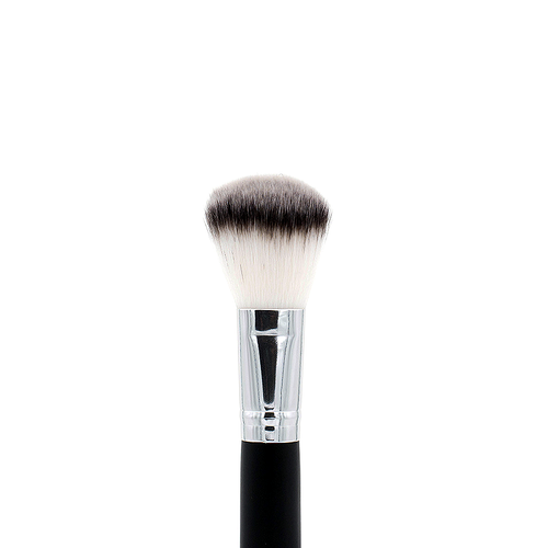 SS010 Deluxe Mineral Powder Brush - Crownbrush