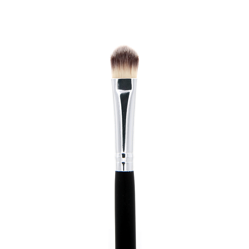 SS004 Deluxe Oval Concealer Brush - Crownbrush