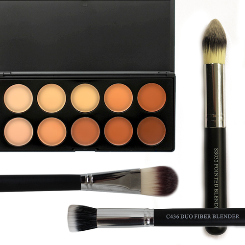Contouring Pack - Crownbrush
