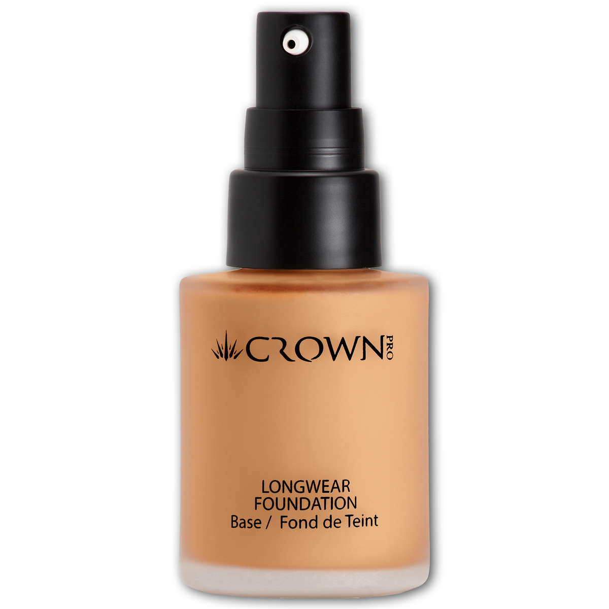 PFK3-10 Neutral Beige Longwear Foundation - Crownbrush