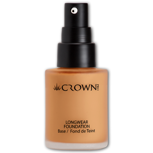 PFK4-11 Medium Tan Longwear Foundation - Crownbrush