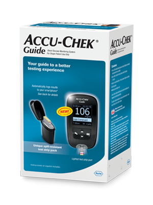 Accu-Chek Guide Monitoring System