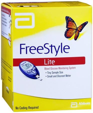 FreeStyle Lite Glucose Monitor