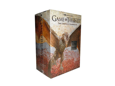 Game of Thrones: The Complete Seasons 1-6  30DVD