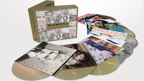 Madonna - The Complete Studio Albums {1983 - 2008 }