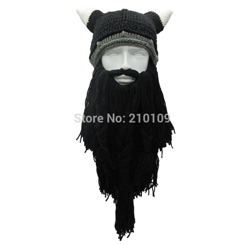 Viking Beard & Hats Handmade