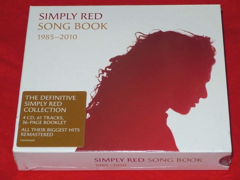 Song Book 1985-2010 [Deluxe Edition][4CD Box Set]