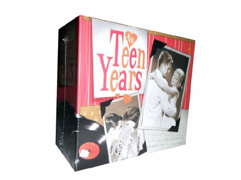 Teen Years 10 CD Box Set