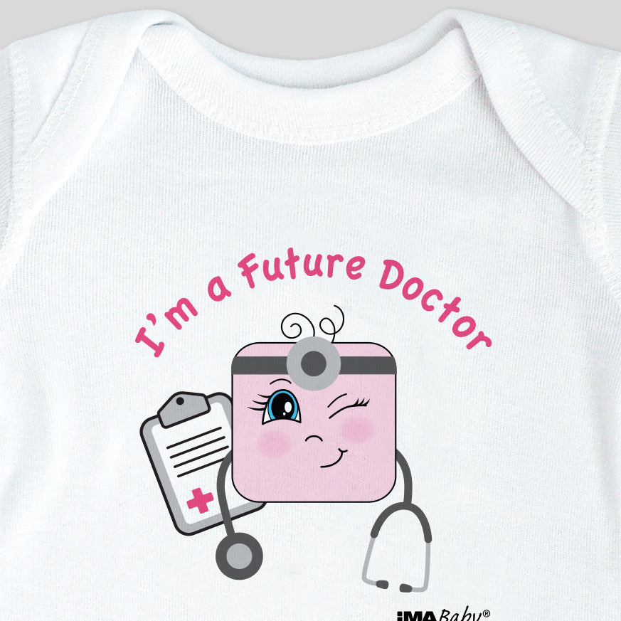 I'm a Future Doctor (girl)
