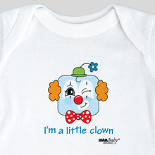 I'm a Little Clown Bodysuit & Tee (boy)