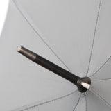 "British City Slim Umbrella- Grey & Pink | Parapluie Anglais "" City Slim"" - Gris & Rose"