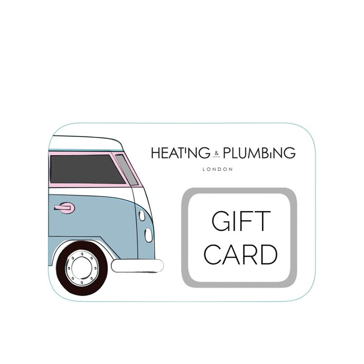Heating & Plumbing London Gift Card