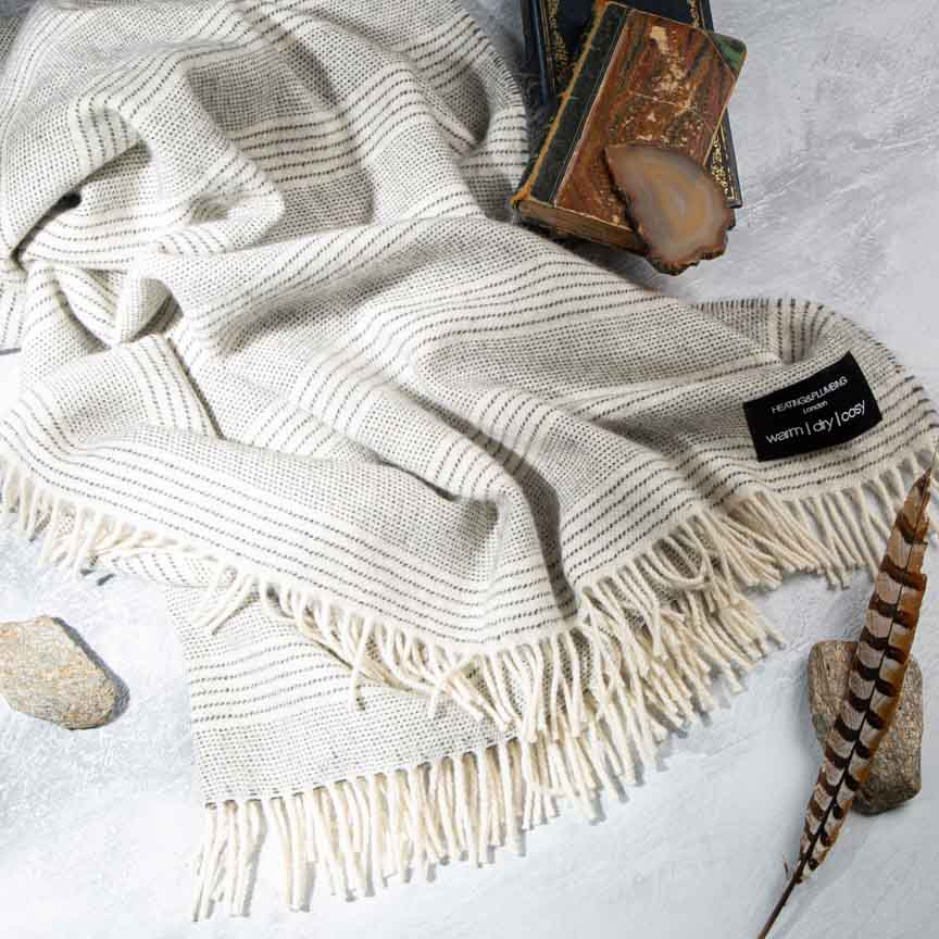 alpaca throw for home