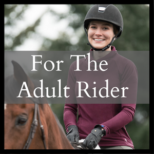 For The Adult Rider