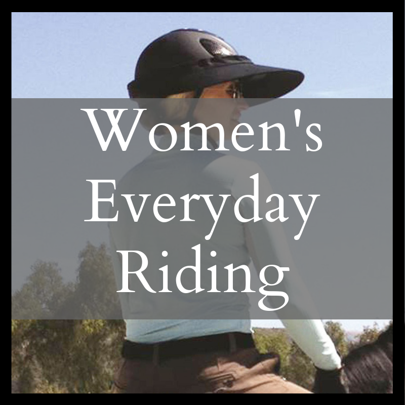 Women's Everyday Riding