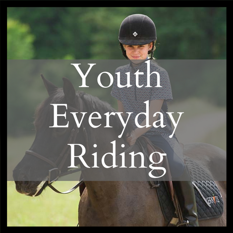 Youth Everyday Riding