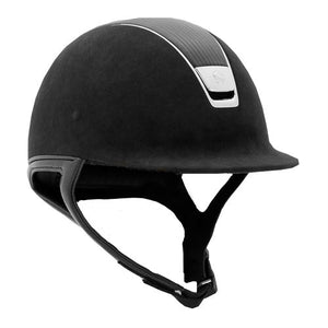 Samshield Premium with Chrome and Leather Top, BLK