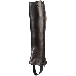 Ariat Breeze Half Chap - Chocolate