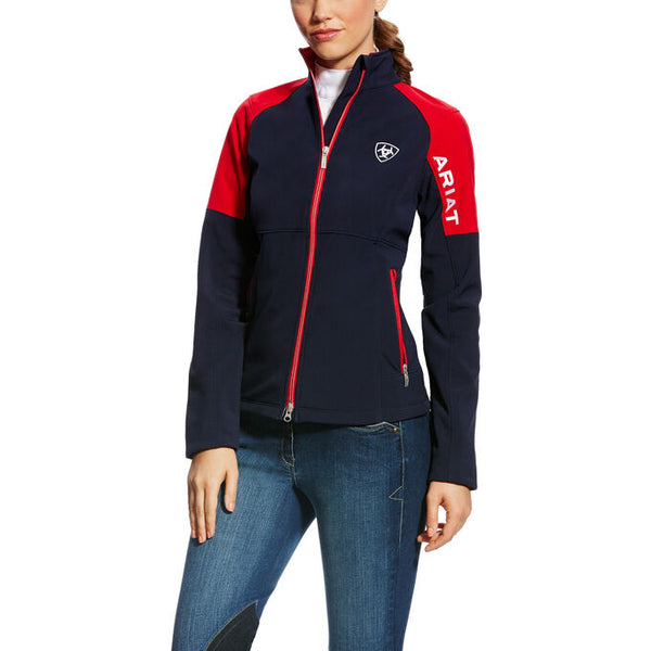 Ariat Global Softshell Jacket-USA