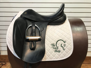 "17.5"" Kentaur Medea II dressage saddle"
