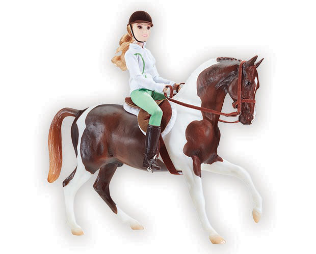Breyer Let's Go Riding - English Set