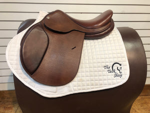 "17""/Med Barnsby Aurora close contact saddle"