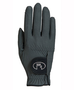 Roeckl Lisboa Gloves - Gray