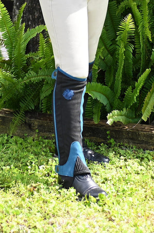 Ovation Horseshoe Amara Children's Half Chaps