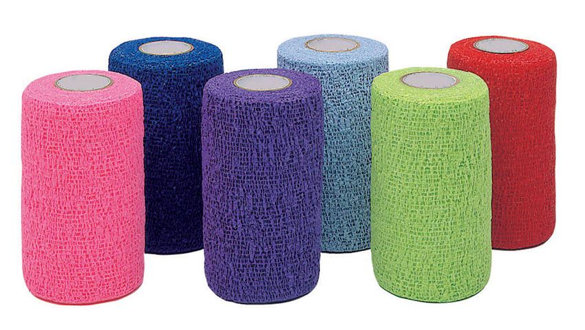 Co-Flex Vet Wrap - Assorted Colors