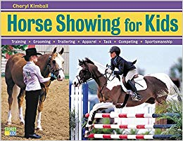 Horse Showing for Kids Book