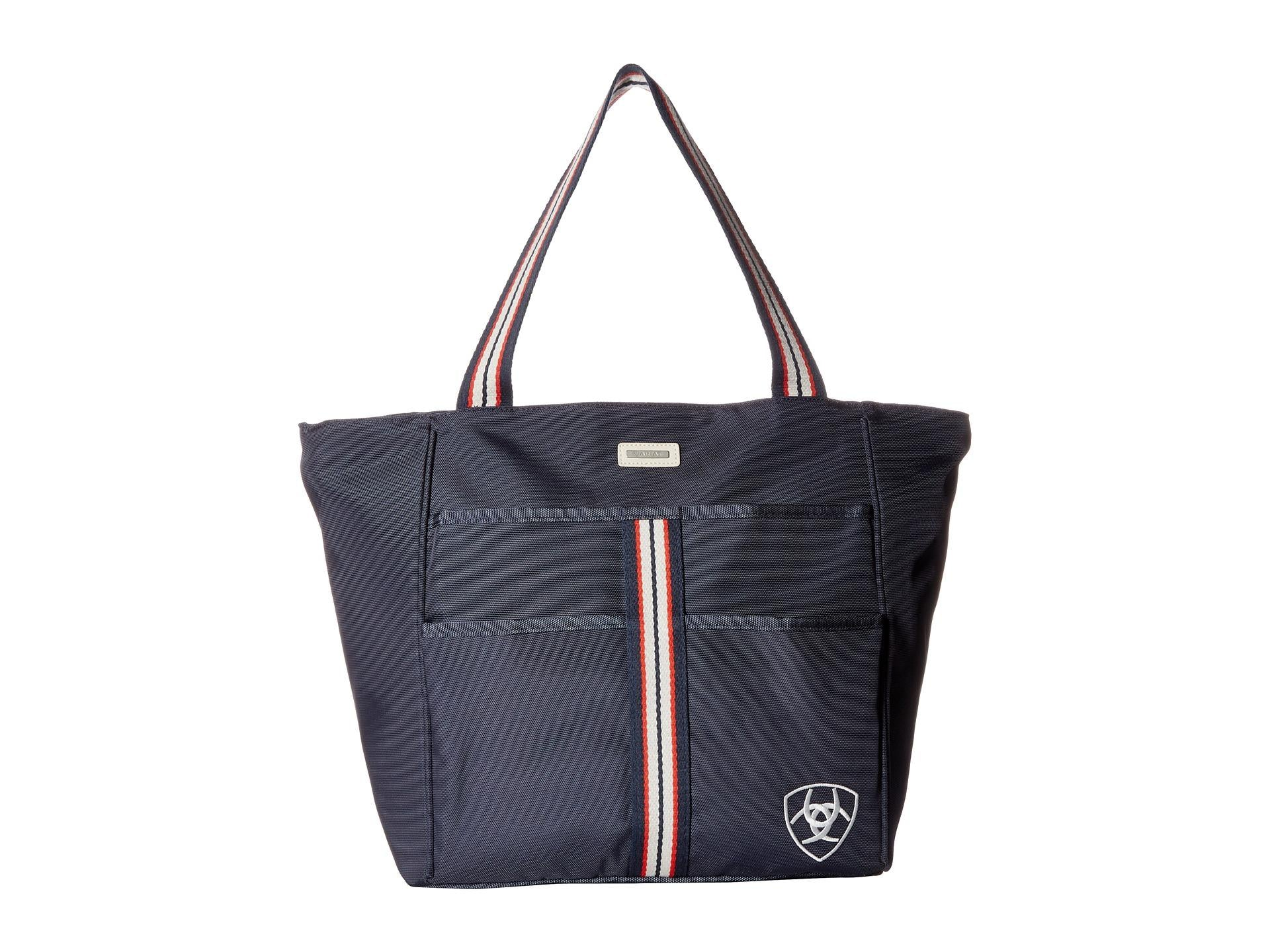Ariat Team Carryall Tote - Navy