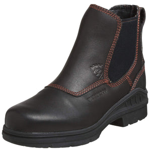 Ariat Barnyard Twin Gore H2O Paddock, Dark Brown