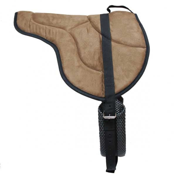 Best Friend Suede Bareback Pad